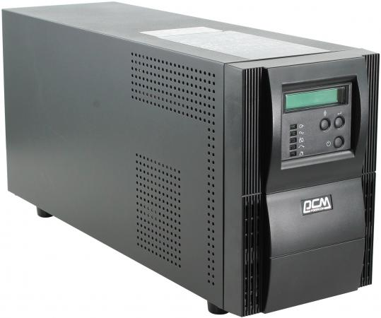 ИБП Powercom VGS-1500XL Vanguard 1500VA/1350W RS232 USB 2xEURO