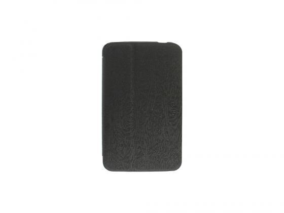 "все цены на  Чехол Gissar Wooden 01414 для Samsung Galaxy Tab3 10.1"" черный  онлайн"