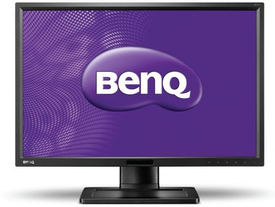 Монитор 24 BENQ BL2411PT черный IPS 1920x1200 300 cd/m^2 5 ms DisplayPort DVI VGA Аудио монитор benq bl2411pt black