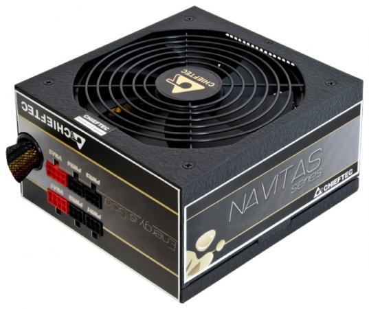 Фото - Блок питания ATX 850 Вт Chieftec GPM-850C блок питания accord atx 1000w gold acc 1000w 80g 80 gold 24 8 4 4pin apfc 140mm fan 7xsata rtl