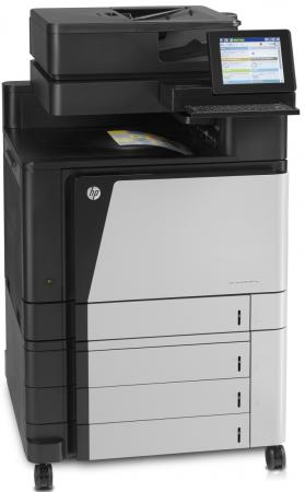 МФУ HP Color LaserJet Enterprise 800 MFP M880z+ A2W76A цветной A3 46ppm факс дуплекс HDD 320Гб Ethernet USB