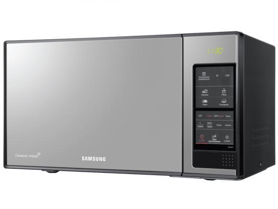все цены на Микроволновая печь Samsung ME-83XR черный онлайн