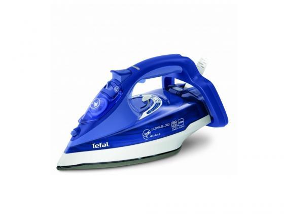 Утюг Tefal FV 9630ОЕ 2600Вт синий утюг tefal turbo pro fv5630e0