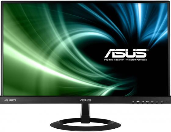 Монитор 21.5 ASUS VX229H черный AH-IPS 1920x1080 250 cd/m^2 5 ms VGA HDMI Аудио монитор 25 asus mx259h черный ah ips 1920x1080 250 cd m^2 5 ms dvi hdmi аудио 90lm0190 b01670