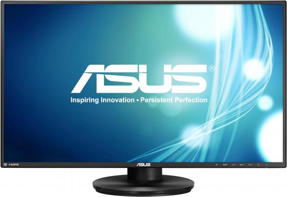 Фото - Монитор 27 ASUS VN279QLB черный A-MVA 1920x1080 300 cd/m^2 5 ms Аудио HDMI DisplayPort VGA USB 90LM00E1-B01370 standard usb 3 0 a male am to usb 3 0 a female af usb3 0 extension cable 0 3 m 0 6 m 1 m 1 5 m 1 8m 3m 1ft 2ft 3ft 5ft 6ft 10ft
