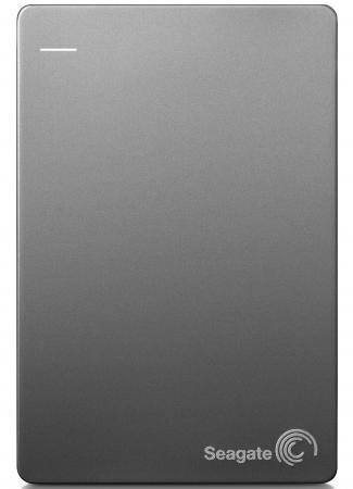 "Внешний жесткий диск 2.5"" USB3.0 1 Tb Seagate Backup Plus STDR1000201 серый цена в Москве и Питере"