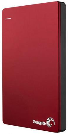 Фото - Внешний жесткий диск 2.5 USB3.0 1 Tb Seagate Backup Plus STDR1000203 красный seagate backup plus core 2tb 20 летие gold edition usb3 0 2 5 дюймовый жесткий диск stdr2000307