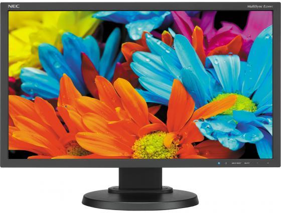 Фото - Монитор 22 NEC E224Wi черный AH-IPS 1920x1080 250 cd/m^2 6 ms DisplayPort DVI VGA Аудио монитор 27 benq bl2706ht черный ah ips 1920x1080 250 cd m^2 6 ms dvi hdmi vga аудио 9h lg3la tbe
