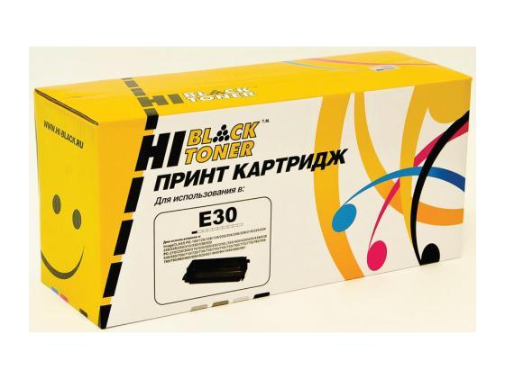 Фото - Картридж Hi-Black для Canon E-30 FC 200/210/220/230/330 4000стр hi black картридж hi black для canon e 30 fc 200 210 220 230 330 4000стр