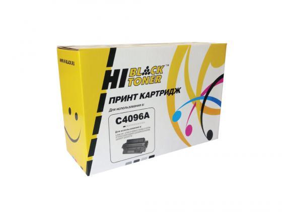 Картридж Hi-Black для HP C4096A LJ 2100/2200 5000стр cactus cs c4096a black тонер картридж для hp lj 2100 2200