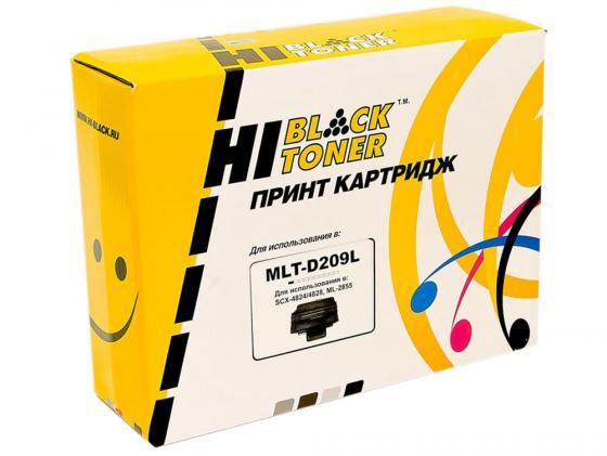 Фото - Картридж Hi-Black для Samsung MLT-D209L SCX-4824HN/4828HN 5000стр картридж profiline pl mlt d209l для samsung scx 4824fn 4828fn 5000стр