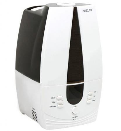 Увлажнитель воздуха NEOCLIMA NHL-075 белый увлажнитель воздуха ультразвуковой neoclima nhl 500 vs белый объём 5 л