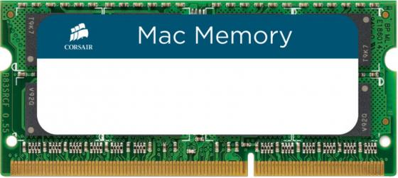 Оперативная память для ноутбука 8Gb (1x8Gb) PC3-12800 1600MHz DDR3 SO-DIMM CL11 Corsair CMSA8GX3M1A1600C11 цена в Москве и Питере
