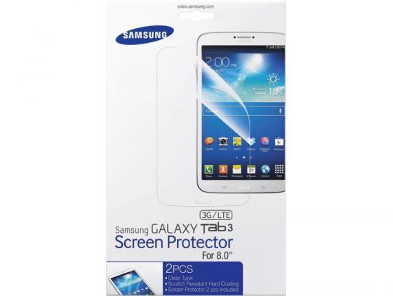 Защитная пленка Samsung Galaxy Tab 3 SM-T310 ET-FT310CTEGRU прозрачная 2шт