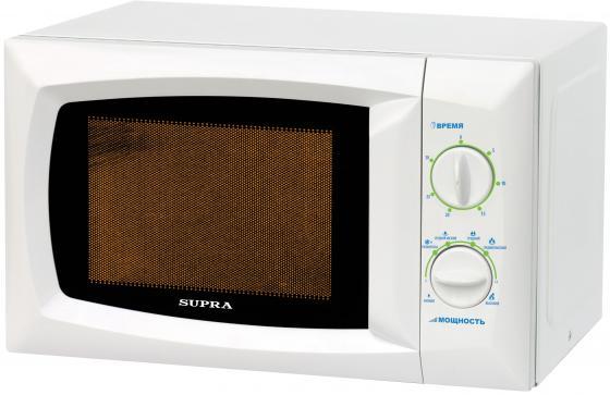 Микроволновая печь Supra MWS-1814MW 18 л белый микроволновая печь supra mws 1801mw 18 л белый