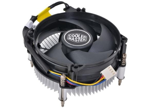 Кулер для процессора Cooler Master XDREAM P115 RR-X115-40PK-R1 Socket 1150/1155/1156 cooler master x dream p115