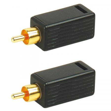 Комплект для передачи цифровых аудиосигналов SC&T AE01D DA01 от DVD спутниковых тюнеров и др. 2 приёмопередатчика vive vr moshnyi komplekt virtyalnoi realnosti ot htc i hp