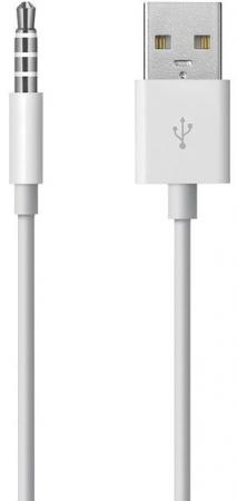 Кабель Apple iPod shuffle USB Cable MC003ZM/A apple ipod shuffle usb cable 5piece lot white