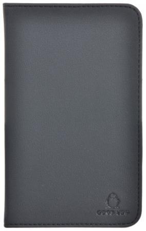 Чехол Good Egg для Samsung Galaxy Tab3 7.0 T3100/3110 Lira кожа черный GE-GT3100LIR2230 чехол good egg flex для планшетов 8 кожа коричневый ge uni8flexbrn