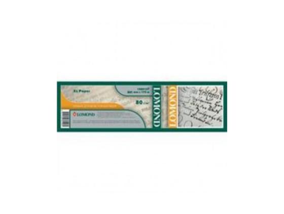 Бумага Lomond 80г/кв.м матовая стандарт 594x175x76мм 1209138 lomond бумага полуглянцевая 1103303