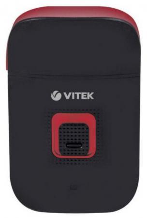 Бритва Vitek VT-2371BK чёрный красный бритва электрическая vitek vt 1373 b