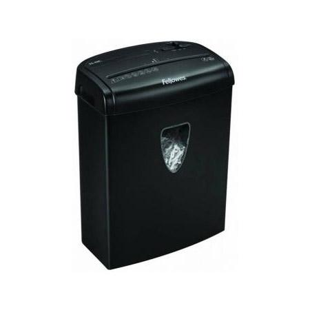 Уничтожитель бумаг Fellowes PowerShred 8лст 15лтр FS-4684501 fellowes powershred 99ci black шредер
