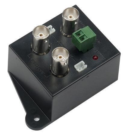 Распределитель SC&T CD102 видеосигнал 1 вход - 2 выхода цена