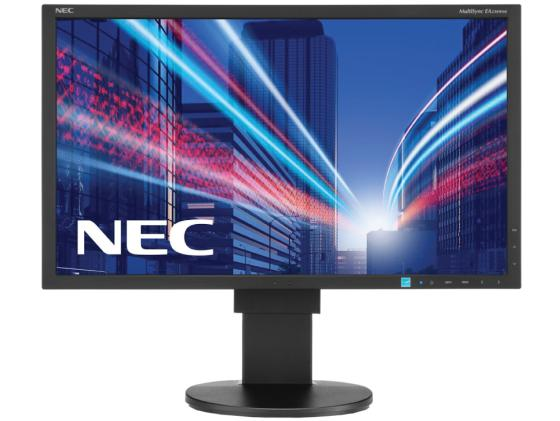 "Монитор 23"" NEC EA234WMI черный IPS 1920x1080 250 cd/m^2 6 ms DVI HDMI DisplayPort VGA Аудио USB цена и фото"