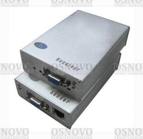 Комплект OSNOVO TA-V/3+RA-V/3 передатчик+приёмник для передачи VGA и аудиосигнала по кабелю UTP CAT5 до 200м b screen b156xw02 v 2 v 0 v 3 v 6 fit b156xtn02 claa156wb11a n156b6 l04 n156b6 l0b bt156gw01 n156bge l21 lp156wh4 tla1 tlc1 b1
