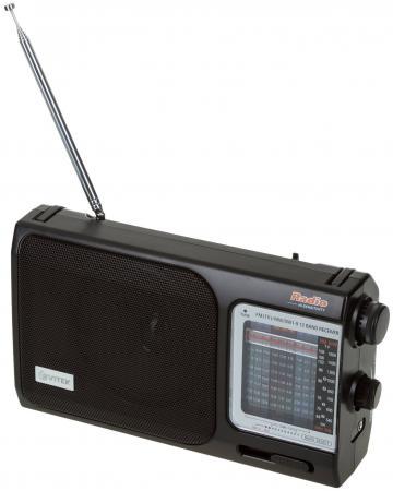 Радиоприемник Vitek VT-3582(BK) черный