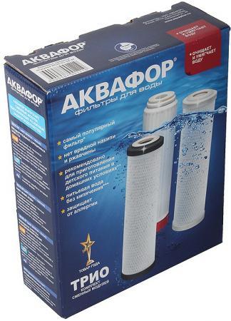 цена на Комплект сменных модулей для фильтра Аквафор В510-03-04-07