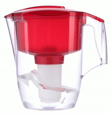 Фильтр для воды Аквафор ГАРРИ кувшин красный P42B05N фильтр кувшин аквафор атлант тёмно зелёный