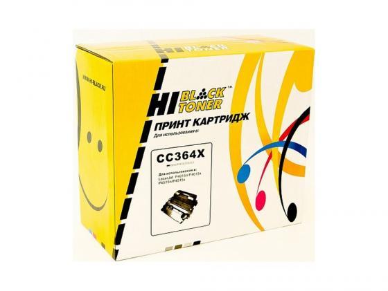 Фото - Картридж Hi-Black для HP CC364X CLJ P4014/P4015/P4515 24000стр картридж nv print cc364x cc364x cc364x cc364x для для hp laserjet p4010 p4015 p4015dn p4015n p4015tn p4015x p4510 p4515 p4515n p4515tn p4515x p4515xm 24000стр черный