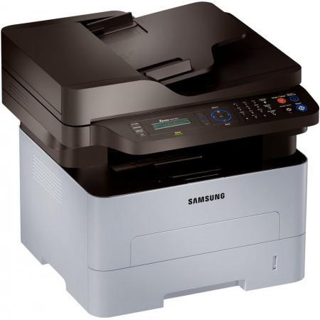 МФУ Samsung SL-M2870FD ч/б A4 28стр.мин 4800x600dpi дуплекс сеть USB SL-M2870FD/XEV samsung i450 б у