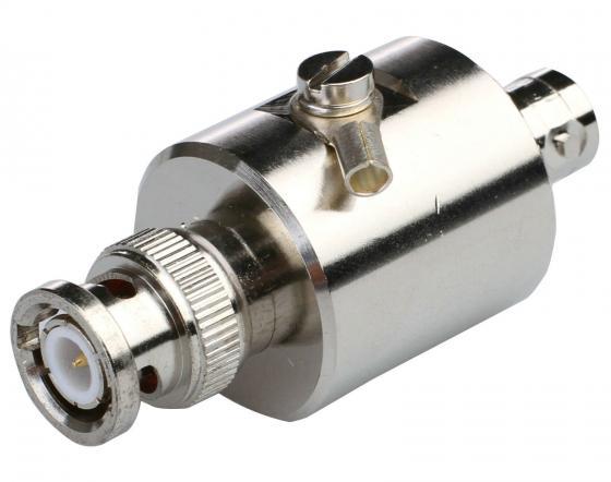 Устройство грозозащиты OSNOVO SP-SDI/1 для цепей передачи видеосигналов формата HD-SDI/3G-SDI до 3Гбит/с