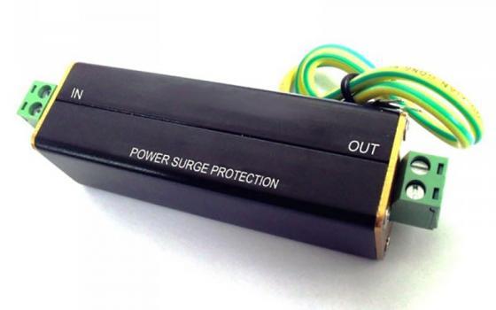 Устройство защиты OSNOVO SP-DC/24 для цепей питания 24В