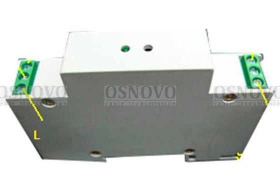 Устройство защиты OSNOVO SP-DCD/12 для цепей питания 12В Din-