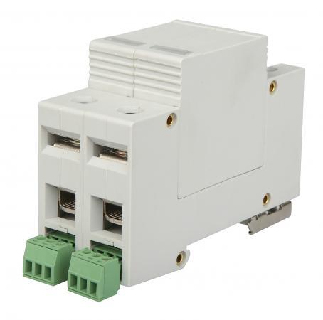 Устройство защиты OSNOVO SP-ACD/220 для цепей 220в на Din-рейку Максимальный ток разряда 20кА