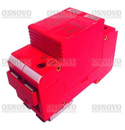 устройство-защиты-osnovo-sp-acd220-1-для-цепей-220в-на-din-рейку-максимальный-ток-разряда-40ка