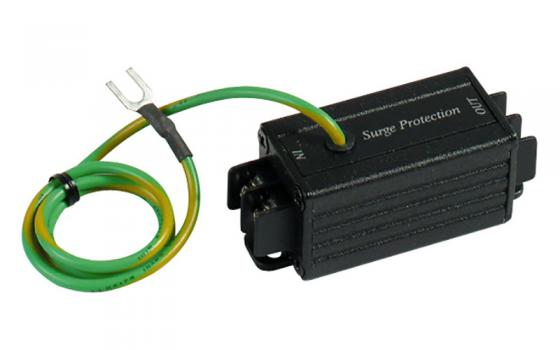 Устройст грозозащиты SC&T SP001P для цепей питания 1 вход клеммы/1 выход клеммы