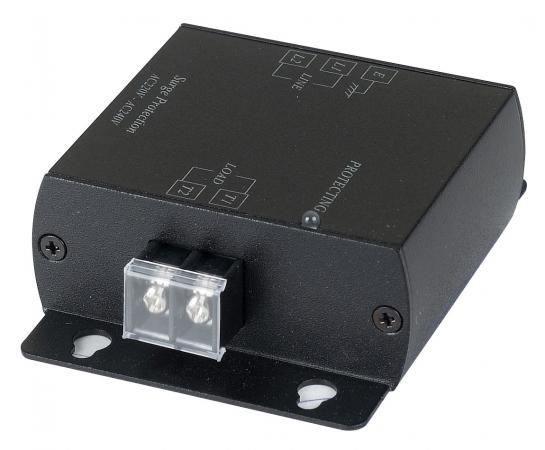 Устройст грозозащиты SC&T SP001P-AC220 для цепей питания 220-240 В переменного тока 1 вход 2 клеммы/1 выход 2 клеммы