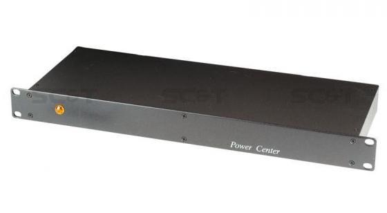 Блок питания SC&T PR801-12R на 1 канал DC 12V 8A для монтажа в 19 стойку 1U с регулятором напряжения sc 3025c proximity switch sc 3025c pnp three wire dc normally open 25mm