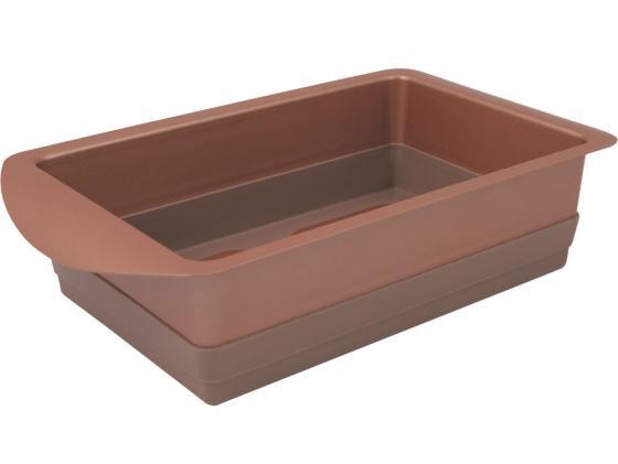 Форма для выпечки Rondell Karamelle 450 RDF прямоугольная форма для выпечки rondell karamelle 14х22 см rdf 450