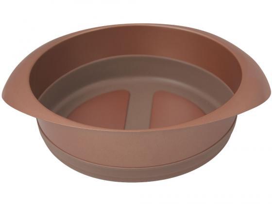 Форма для выпечки Rondell Karamelle RDF-449 18см круглая 449 rdf посуда для выпечки rondell karamelle rdf 449