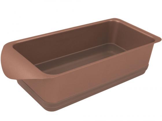 Форма для выпечки паштета Rondell Karamelle RDF-448 10х20 см форма для выпечки rondell karamelle 14х22 см rdf 450