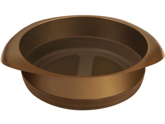 Форма для выпечки Rondell Mocco&Latte RDF-445 18 см круглая 606rd кисть кулинарная rondell mocco