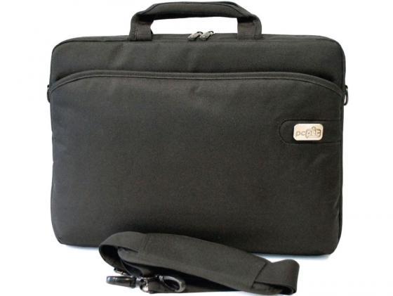 """Cумка для ноутбука 15.6"""" PC Pet 600D PCP-A1215BK нейлон черный цена и фото"""