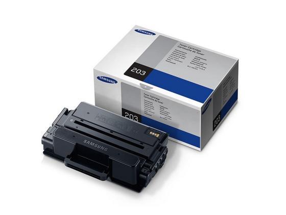 Картридж Samsung MLT-D203E для SL-M4020/4070 MLT-D203E/SEE картридж samsung mlt d101x see черный