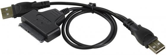 Кабель-переходник Orient UHD-300 USB 2.0 to SATA переходник sata 8 pin