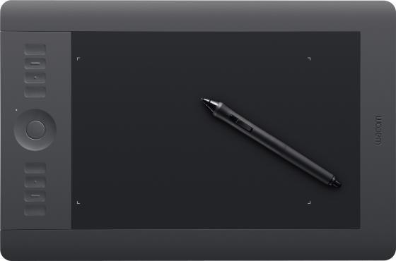 все цены на Графический планшет Wacom Intuos Pro Small PTH-451-RU-PL
